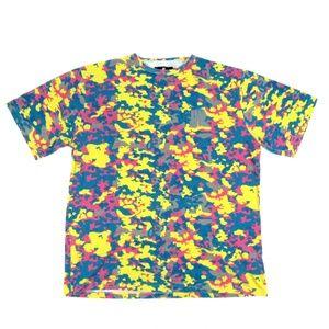 Undefeated Mens 2XL Shirt Color Camo